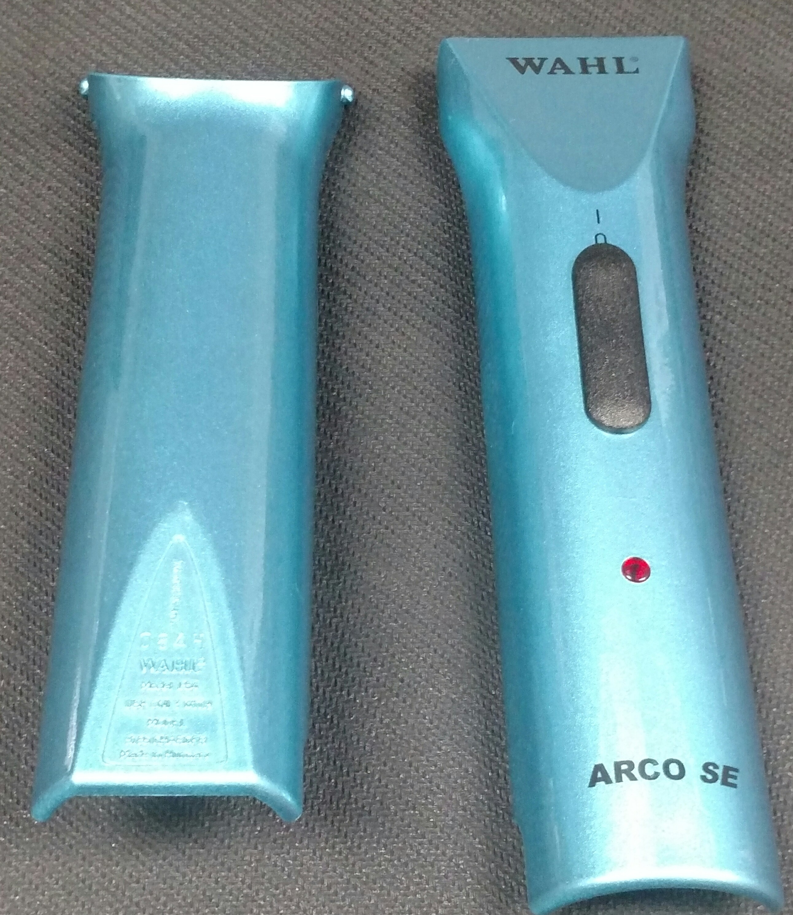 Arco SE Housing Set Teal