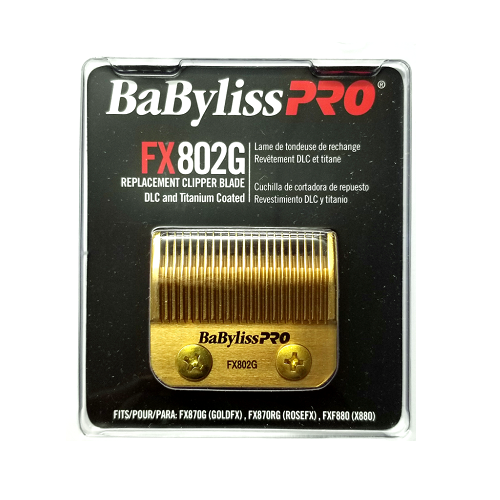 BaBylissPRO® GOLD CLIPPER REPLACEMENT BLADE 8591