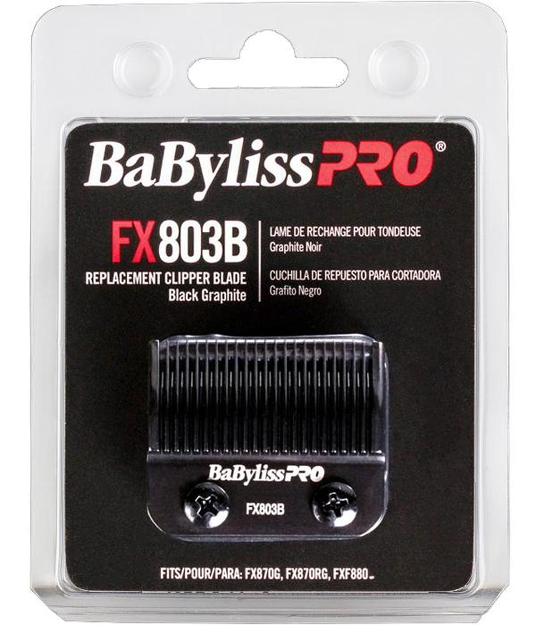 BaBylissPRO® CLIPPER BLACK REPLACEMENT BLADE 8682