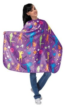 Betty Dain Pop Star Cutting Cape - 6376