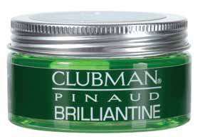 Clubman Brilliantine 3.4oz - 7197
