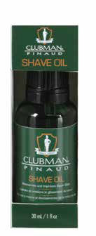 Clubman Shave Oil 1oz - 7199