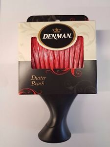 Denman D78 Duster Brush Red