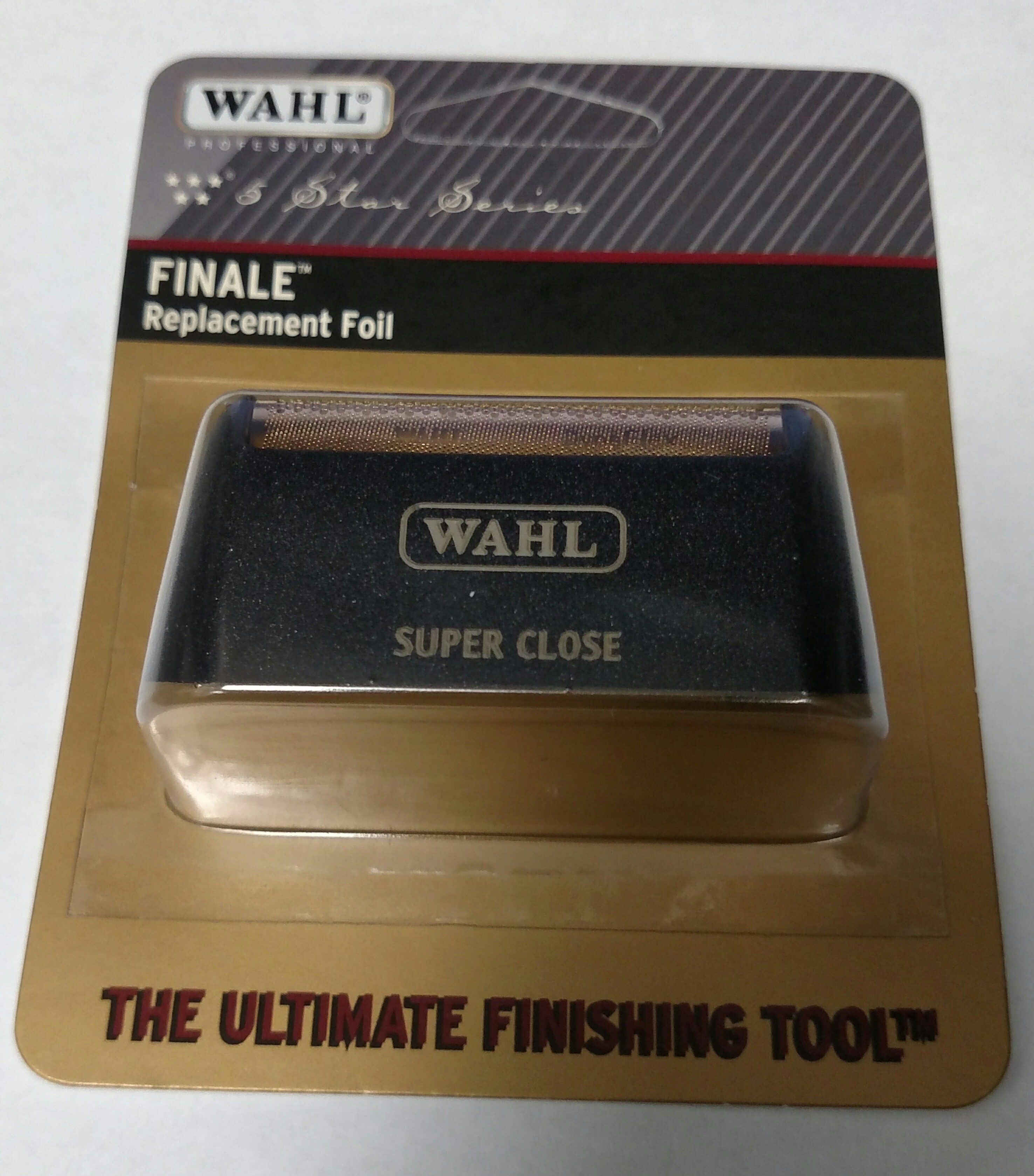 Wahl Finale Super Close Foil #7043-100