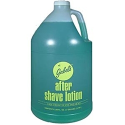 GABELS ORIGINAL AFTERSHAVE 128OZ/GALLON 776