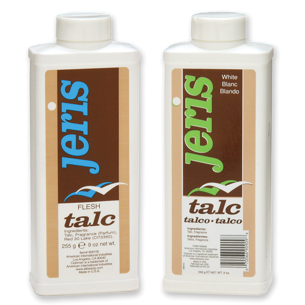 Jeris Talc 9oz