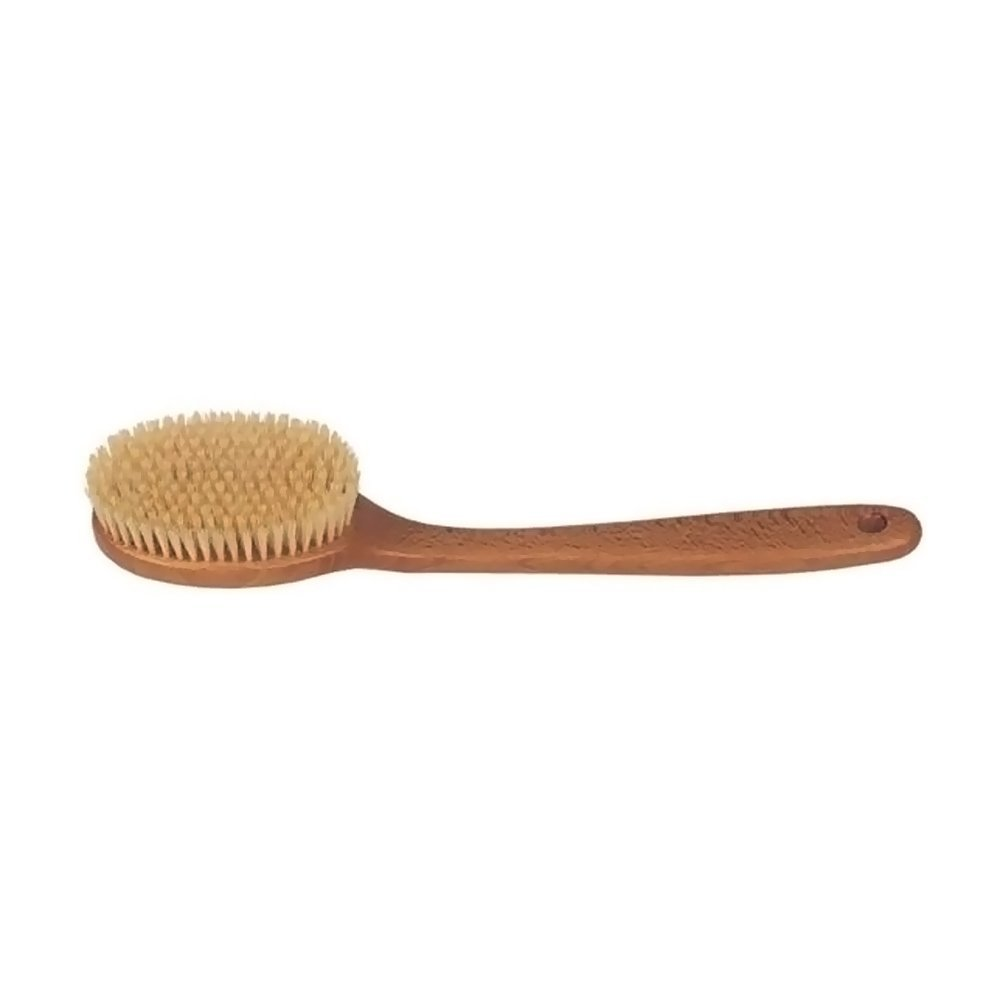 Kent Beechwood Bath Brush - FD10