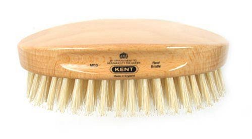 Kent Military Beechwood Brush - MG3