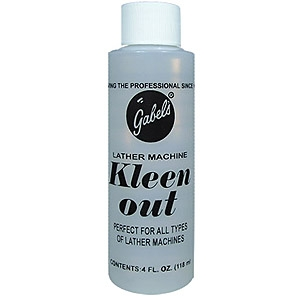Gabel's Kleen Out Lather Machine Cleaner 4oz #413