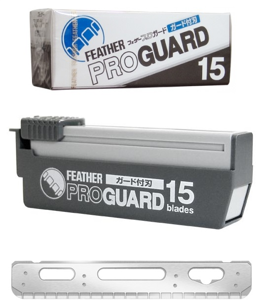 Feather Artist Club Razor Replacement Blades 15PK PRO-GUARD