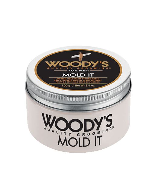 WOODY'S for Men Mold It Styling Paste 90704