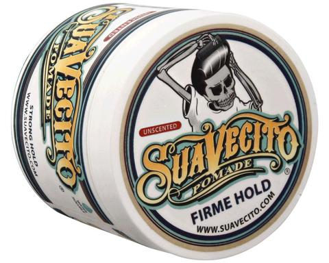 Suavecito POMADE UNSCENTED Firme (Strong) Hold